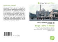 Обложка Borgo (rione of Rome)
