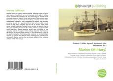 Marine (Military) kitap kapağı