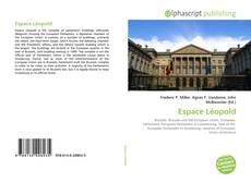 Copertina di Espace Léopold