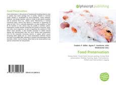 Borítókép a  Food Preservation - hoz