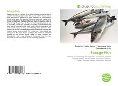 Bookcover of Forage Fish