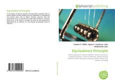 Bookcover of Equivalence Principle