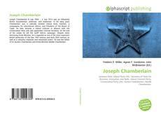 Copertina di Joseph Chamberlain