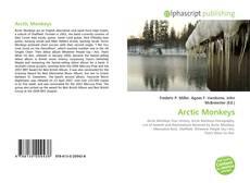 Bookcover of Arctic Monkeys