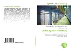 Bookcover of Crime Against Humanity