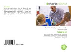 Bookcover of Gradient