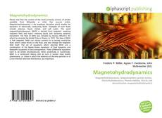 Bookcover of Magnetohydrodynamics