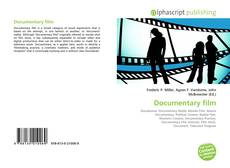 Bookcover of Documentary film