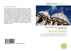 Copertina di Basil of Caesarea