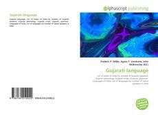 Bookcover of Gujarati language