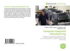 Computer Integrated Manufacturing kitap kapağı