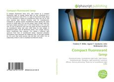 Bookcover of Compact fluorescent lamp