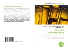 Bookcover of Chemical Thermodynamics