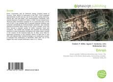 Bookcover of Enron
