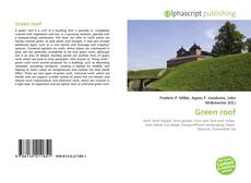 Bookcover of Green roof