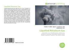 Обложка Liquefied Petroleum Gas