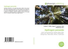 Bookcover of Hydrogen peroxide