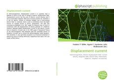 Bookcover of Displacement current