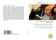 Distributed generation kitap kapağı