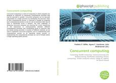 Bookcover of Concurrent computing