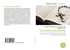 Bookcover of Incarnation (Christianity)