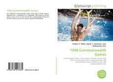 Обложка 1998 Commonwealth Games