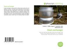 Buchcover von Heat exchanger