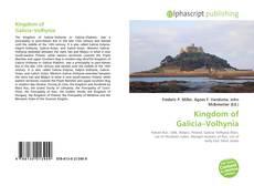 Обложка Kingdom of Galicia–Volhynia
