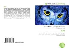Eye kitap kapağı