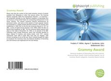 Bookcover of Grammy Award