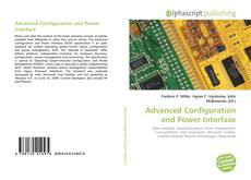 Advanced Configuration and Power Interface的封面