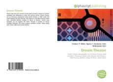 Dream Theater kitap kapağı