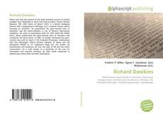 Обложка Richard Dawkins