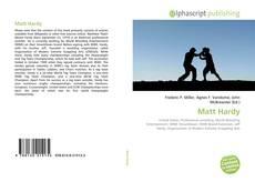 Matt Hardy kitap kapağı