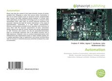 Bookcover of Automation