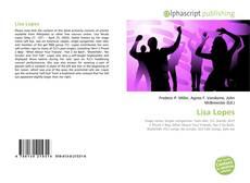 Capa do livro de Lisa Lopes