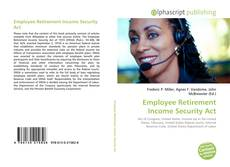 Bookcover of Employee Retirement Income Security Act