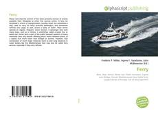 Bookcover of Ferry