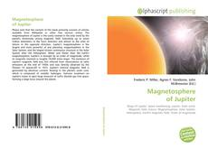 Bookcover of Magnetosphere of Jupiter
