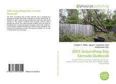 Bookcover of 2007 Groundhog Day Tornado Outbreak