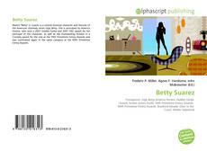 Capa do livro de Betty Suarez