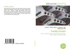 Buchcover von Freddy Fender