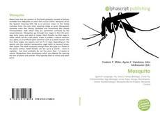 Portada del libro de Mosquito