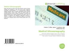 Bookcover of Medical Ultrasonography