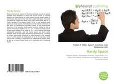 Hardy Space kitap kapağı