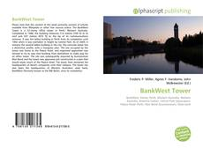 Bookcover of BankWest Tower