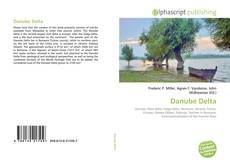 Bookcover of Danube Delta