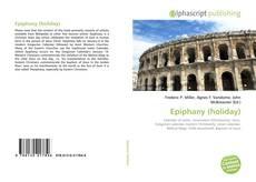 Epiphany (holiday) kitap kapağı