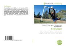 Bookcover of Goalkeeper