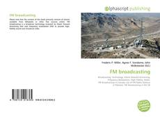 Buchcover von FM broadcasting